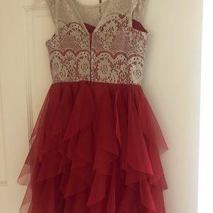 Brand new dress for fancy girl
